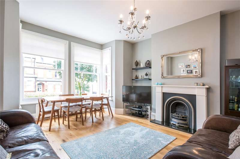 2 Bedrooms Apartment Flat for sale in Hillfield Avenue, Crouch End, London, N8