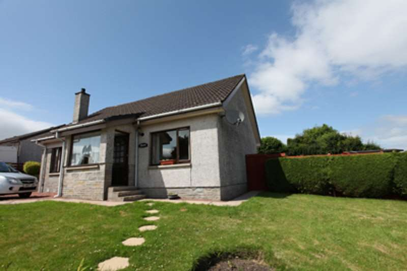 4 Bedrooms Detached House for sale in Maxwell Drive, Newton Stewart, Dumfries and Galloway, DG8