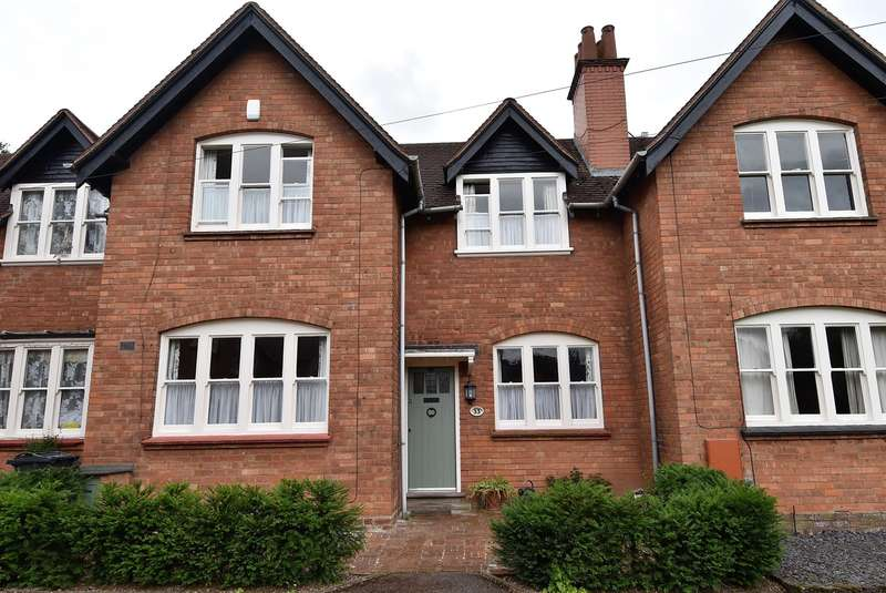 2 Bedrooms Terraced House for sale in Selly Oak Road, Bournville, Birmingham, B30