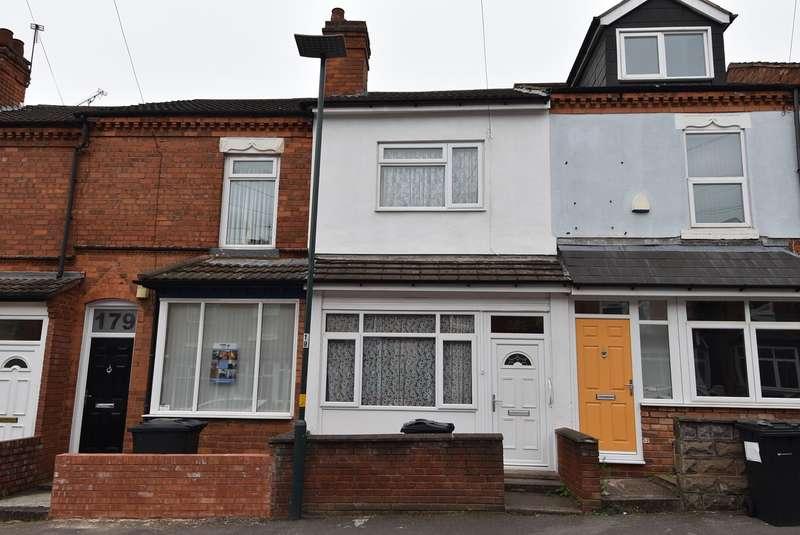 3 Bedrooms Terraced House for sale in Hubert Road, Selly Oak, Birmingham, B29