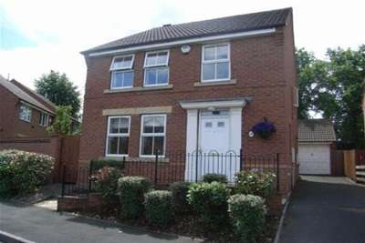 4 Bedrooms House for rent in Nugmeg Grove WS1 Walsall