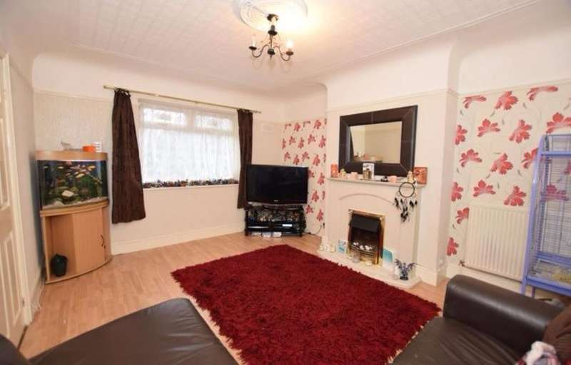 3 Bedrooms Semi Detached House for sale in Vernon Avenue, Wallasey, Wirral