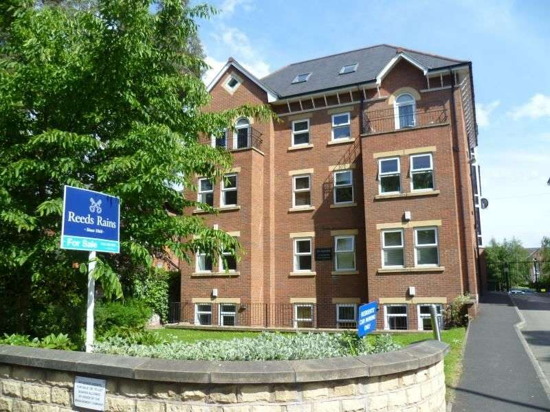 2 Bedrooms Flat for rent in Palatine Road, Didsbury, Manchester, M20