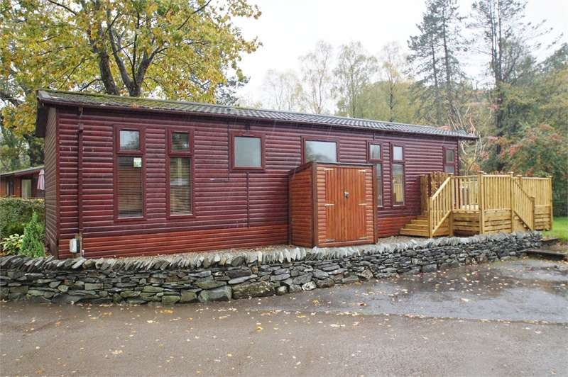 2 Bedrooms Park Home Mobile Home for sale in LA23 1LF Thirlmere Lodge, White Cross Bay Holiday Park, Windermere