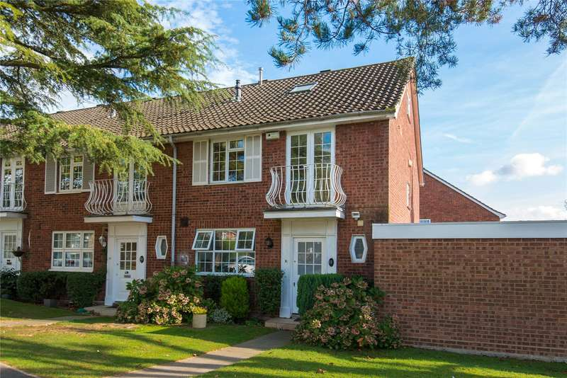 4 Bedrooms Mews House for sale in Sunningdale Close, Stanmore, HA7