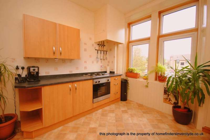 2 Bedrooms Flat for sale in T/R 23 Binnie Street, Gourock