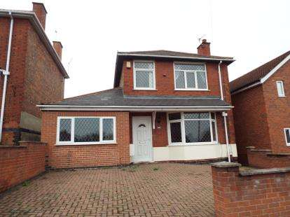 3 Bedrooms Detached House for sale in Buxton Avenue, Carlton, Nottingham