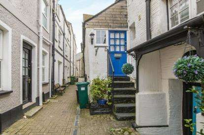 3 Bedrooms Terraced House for sale in Looe, Cornwall