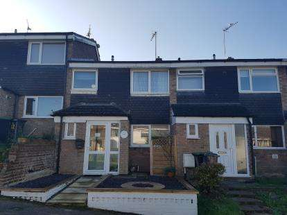 3 Bedrooms Terraced House for sale in Stowmarket, Suffolk