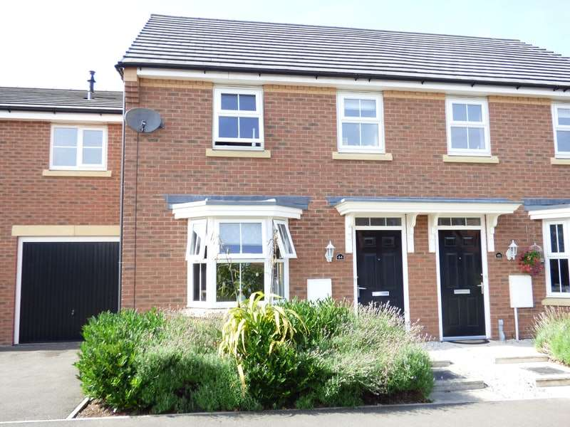 3 Bedrooms Terraced House for sale in Nashville Drive, Warrington, Cheshire, WA5