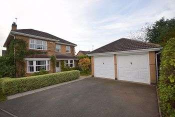 4 Bedrooms Detached House for sale in Fairford Gardens, Littleover, Derby, Derbyshire, DE23 3TJ