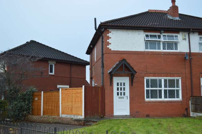 3 Bedrooms Semi Detached House for sale in Swythamley Road, Stockport, SK3
