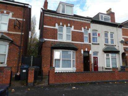5 Bedrooms Semi Detached House for sale in Gillott Road, Edgbaston, Birmingham, West Midlands