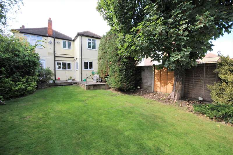 5 Bedrooms Detached House for sale in Athelstan Road, Harold Wood