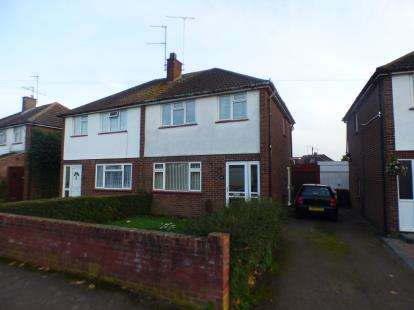 3 Bedrooms Semi Detached House for sale in Hockliffe Road, Leighton Buzzard, Bedford, Bedfordshire