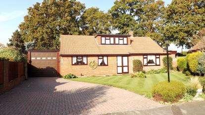 3 Bedrooms Bungalow for sale in Locks Heath, Southampton, Hampshire
