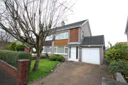 3 Bedrooms Semi Detached House for sale in Arundel Drive, Bishopbriggs