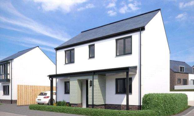 3 Bedrooms Detached House for sale in C55 Weston, Paignton