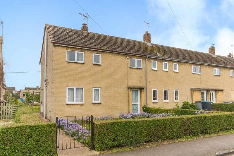 2 Bedrooms End Of Terrace House for sale in Starnham Road, Ducklington