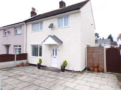 3 Bedrooms Semi Detached House for sale in Downway Lane, St. Helens, Merseyside, ., WA9