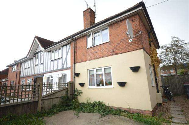 2 Bedrooms End Of Terrace House for sale in Salcombe Road, Reading, Berkshire