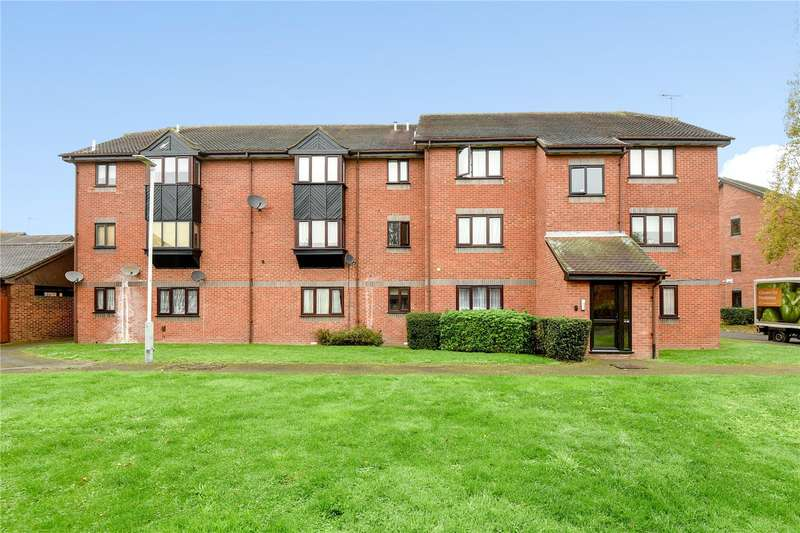1 Bedroom Apartment Flat for sale in Willenhall Drive, Hayes, Middlesex, UB3