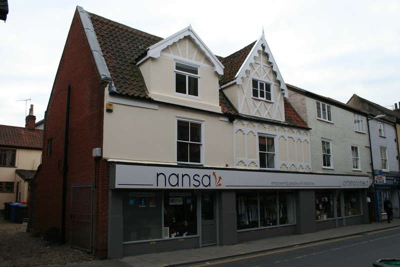 2 Bedrooms Maisonette Flat for sale in MAGDALEN STREET NORWICH