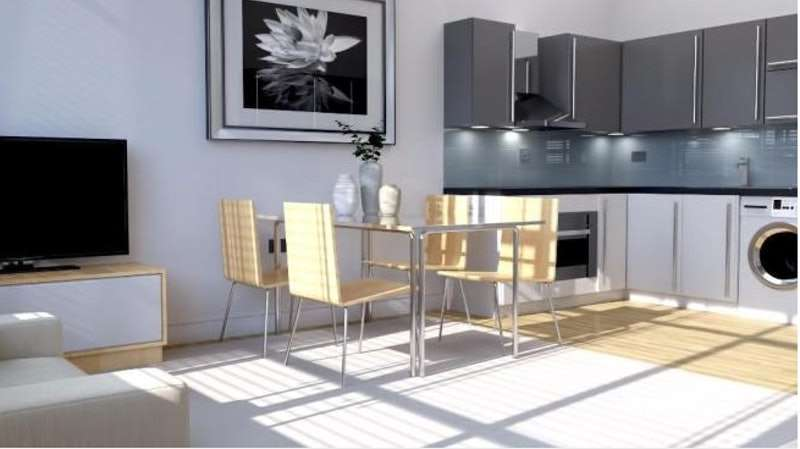 1 Bedroom Flat for sale in Bankfield Road, West Derby, Merseyside, L13