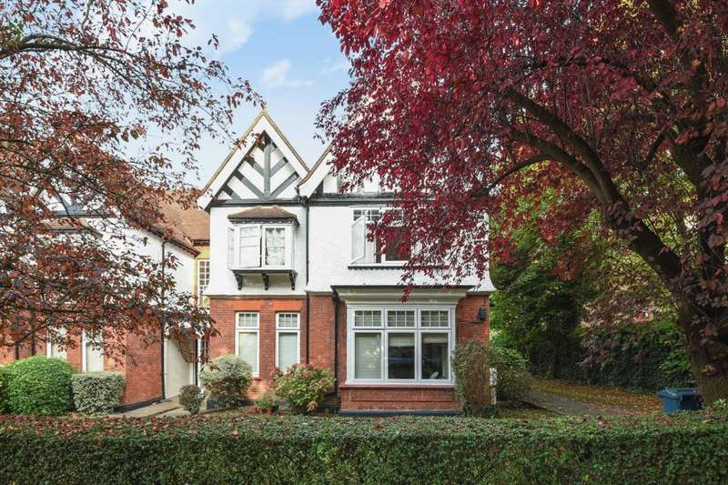2 Bedrooms Flat for sale in 17 Roxborough Park, Harrow on the Hill, HA1