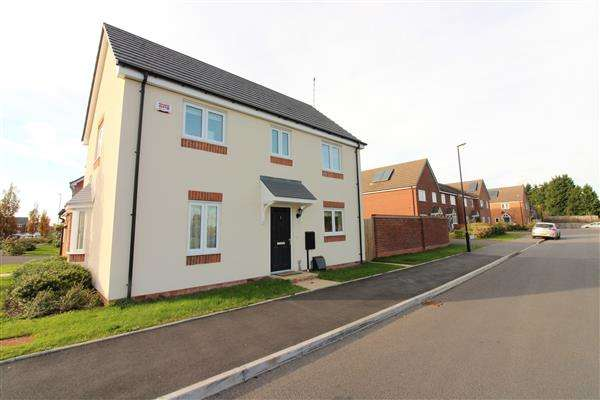 3 Bedrooms Semi Detached House for sale in Steinway, Bannerbrook Park, Coventry