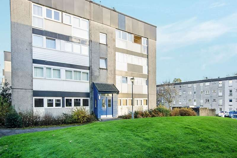 2 Bedrooms Flat for sale in Glenacre Road, Cumbernauld, Glasgow, G67