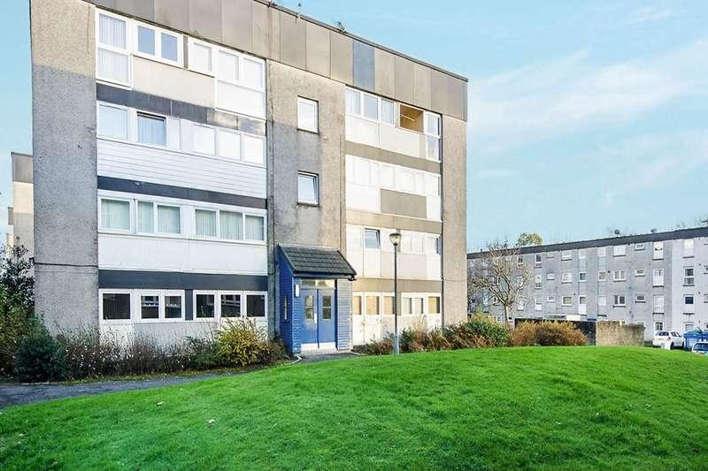 2 Bedrooms Flat for sale in Glenacre Road, Cumbernauld, Glasgow, G67