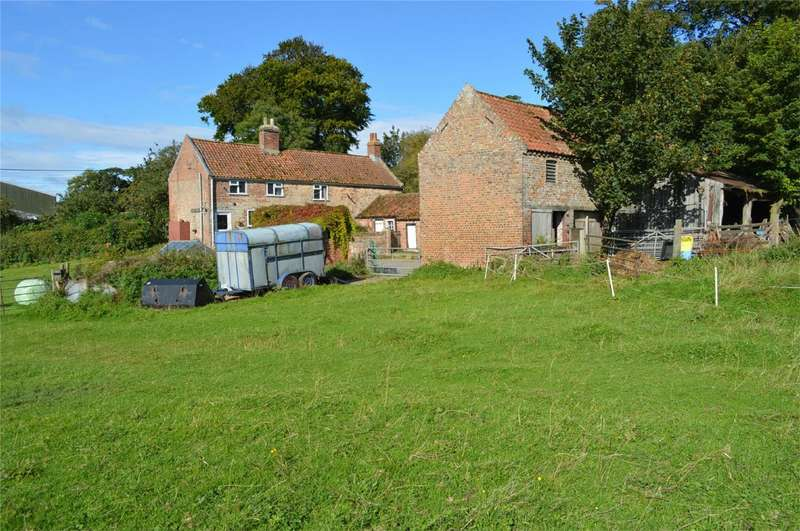 3 Bedrooms Detached House for sale in Glebe House, Goxhill, East Riding of Yorkshire