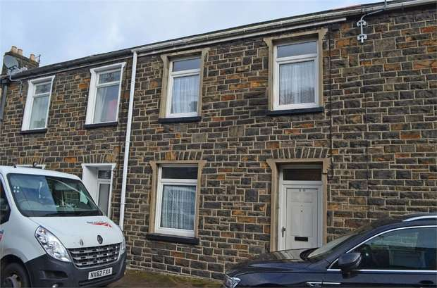 2 Bedrooms Terraced House for sale in Woodland Street, Mountain Ash, Mid Glamorgan