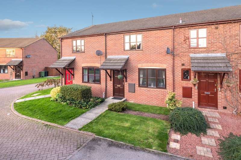 2 Bedrooms House for sale in 2 bedroom House Terraced in Tarporley