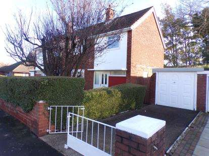 3 Bedrooms Semi Detached House for sale in Leathers Lane, Liverpool, Merseyside, L26