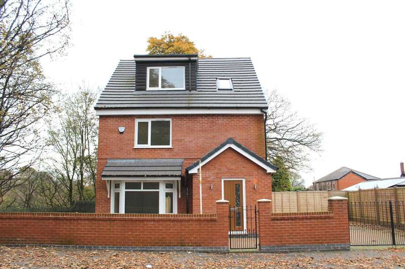 4 Bedrooms Detached House for sale in Captains Clough Road, Bolton