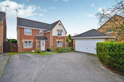 4 Bedrooms Detached House for sale in Cosgrove Avenue, Sutton-In-Ashfield, Nottinghamshire, Notts