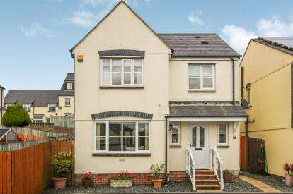 3 Bedrooms Detached House for sale in Bodmin, ., Cornwall