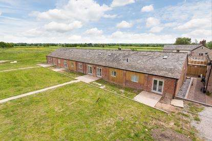 House for sale in Coole Barns, Coole Lane, Coole Pilate, Nantwich