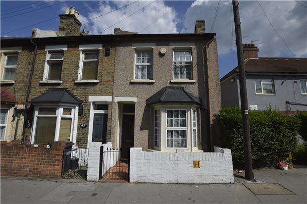 3 Bedrooms End Of Terrace House for sale in Old Town, CROYDON, CR0 1AU