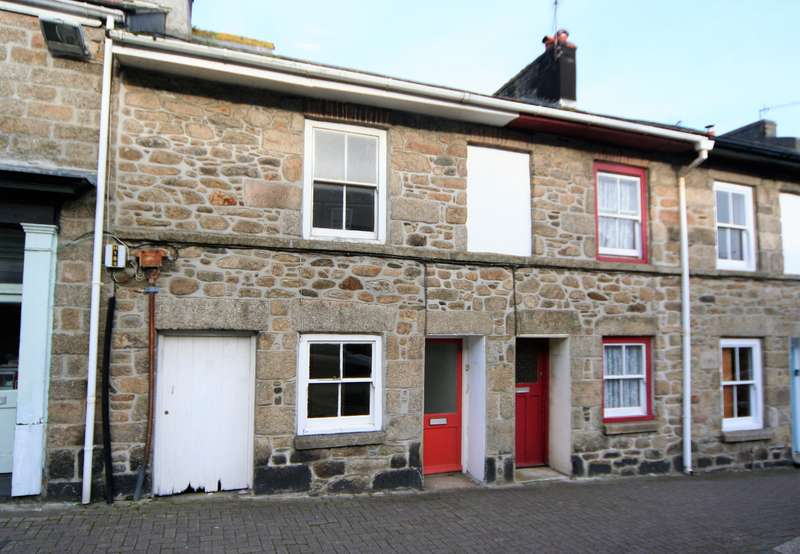 2 Bedrooms House for sale in Lower Market Street, Penryn,