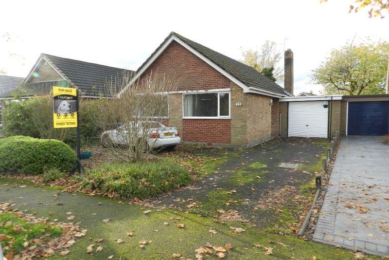 2 Bedrooms Bungalow for sale in Cranwell Avenue, Culcheth, Warrington, Cheshire, WA3 4JY