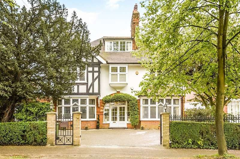 7 Bedrooms Detached House for sale in Bushey, Hertfordshire