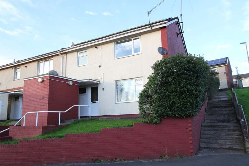 3 Bedrooms End Of Terrace House for sale in Plym Walk, Bettws, Newport