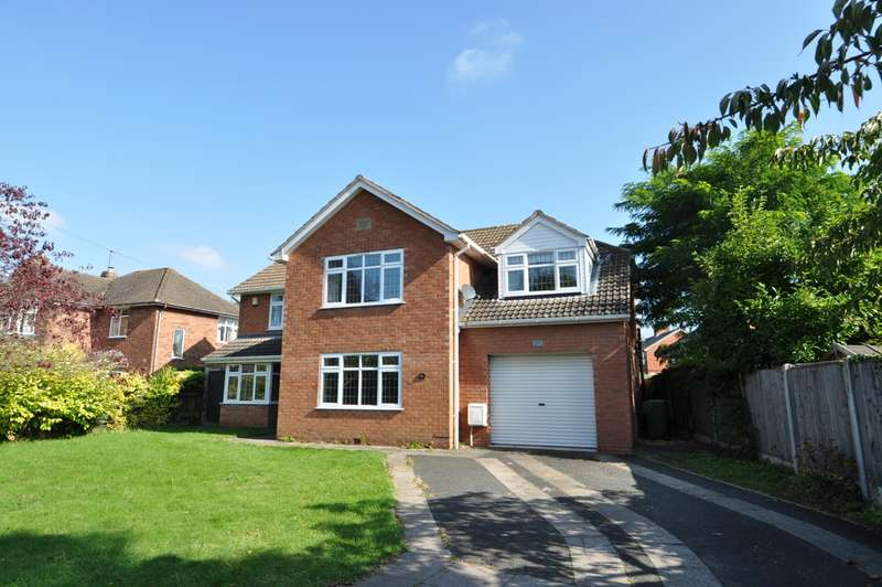 4 Bedrooms Detached House for sale in Crabtree Lane, Bromsgrove, B61