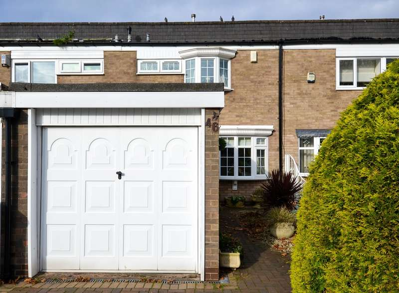 3 Bedrooms Town House for sale in Gravel Bank, Woodgate Valley, Birmingham, B32