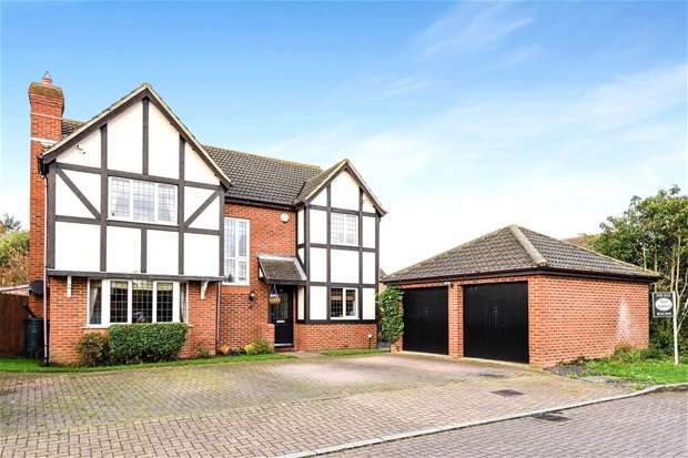 4 Bedrooms Detached House for sale in Summerfield Drive, Wootton