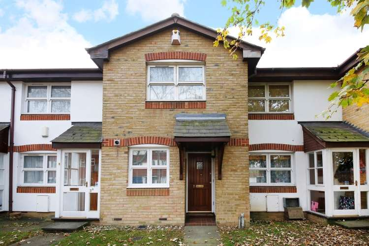 2 Bedrooms Terraced House for sale in Upwood Road Lee SE12