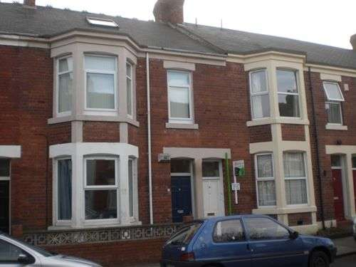 2 Bedrooms Flat for rent in King Johns Terrace, Heaton, Newcastle Upon Tyne